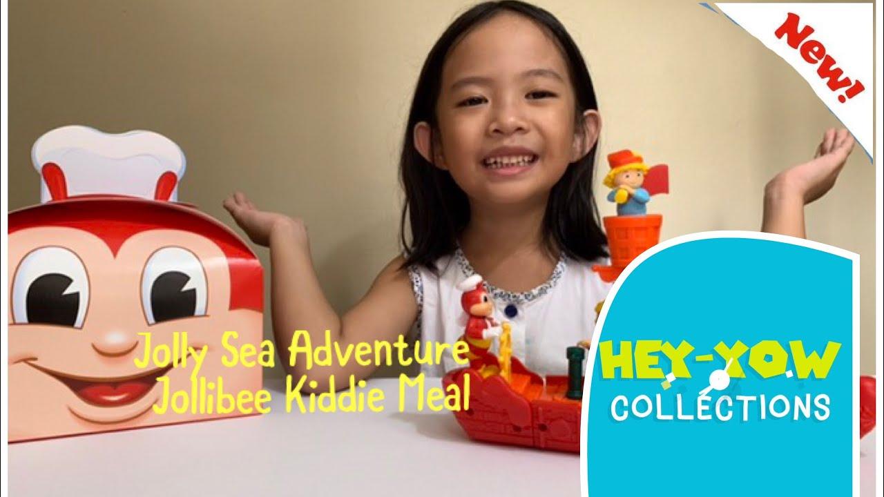 2019 Jollibee Sea Adventure Complete Set From Jollibee