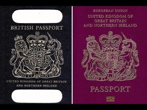 James O'Brien vs Brexit's moronic blue passports