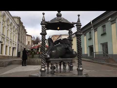 Потрясающий город Казань. Кремль, Баумана, метро.