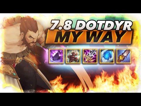 7.8 DotDyr Jungle My Way #Promos2PlatinumGame2 - Trick2G