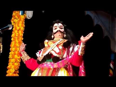 Yakshagana Mandarthi Kshetra Mahatme - 16 - ಮಂದಾರತಿ ಹಾರಿದಳು ಶಿವ ಶಿವ