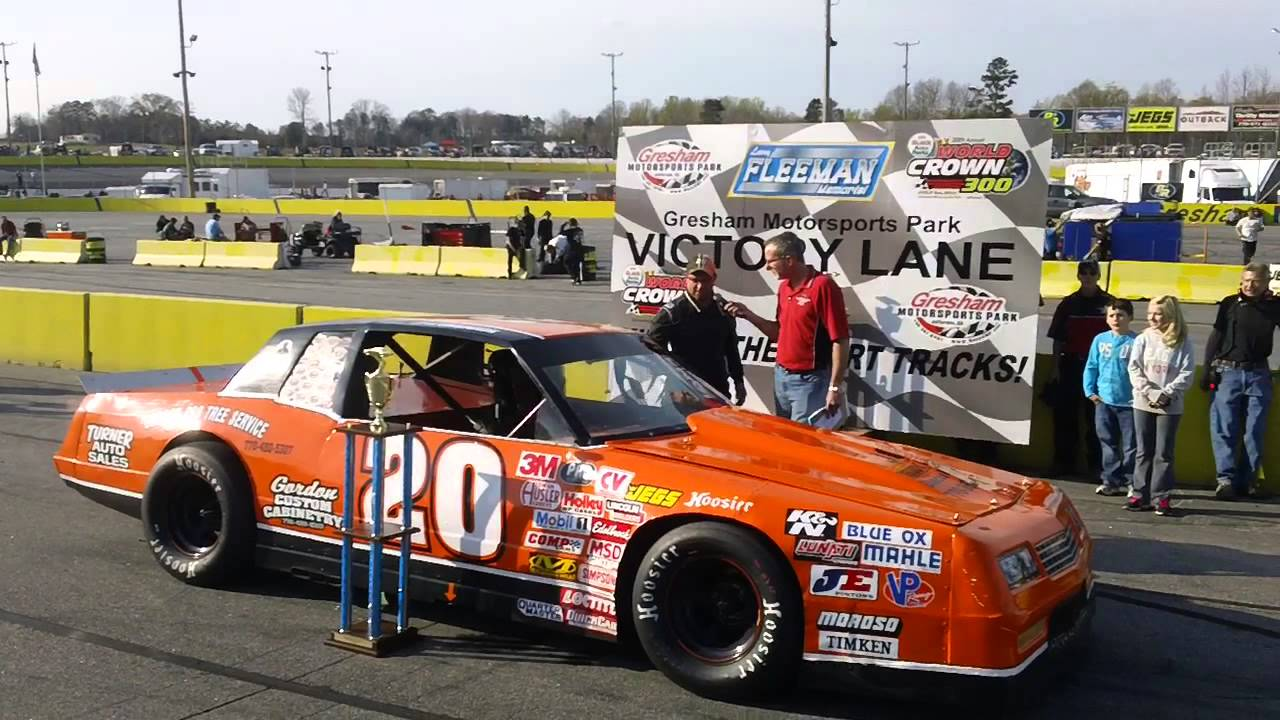 Jeff Chadwick in Victory Lane on 3/30/13 - YouTube