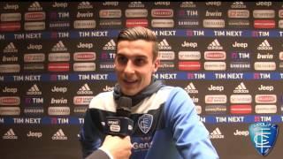 Le parole di Andrea Costa, Alessandro Piu e Leandro Paredes dopo Juventus-Empoli