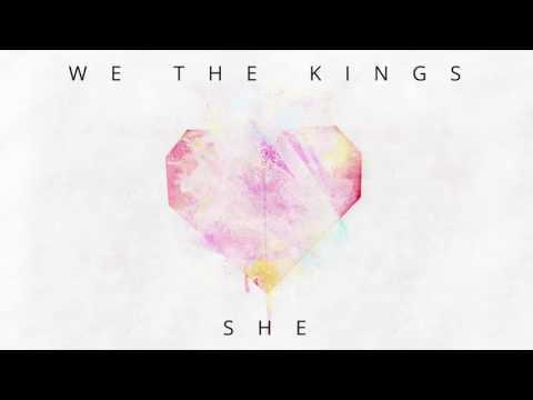 We The Kings - She (audio)