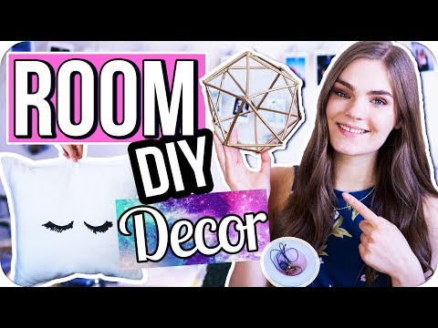 3 easy Room Decor DIY