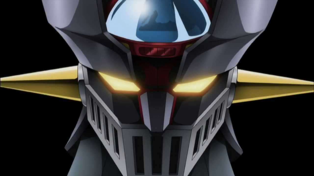 mazinger edition z the impact episodio 1