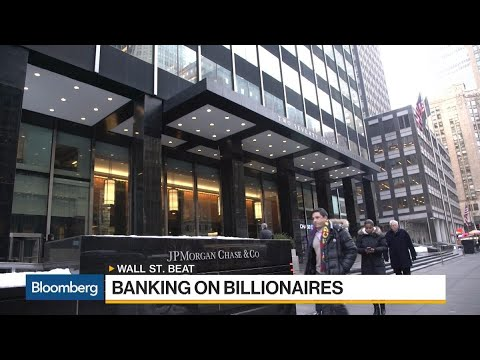 Billionaires' Super-Exclusive Class Becomes Prize for Banks