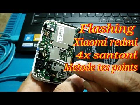 cara-flash-hp-xiaomi-redmi-4x-metode-test-point