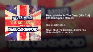 Beauty Hides In The Deep [Mix Cut] (Ronski Speed Remix)