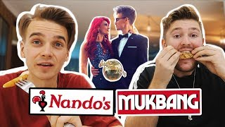 JOE SUGGS PLANNING A VERY SPECIAL 2019 | MIKEY'S MUKBANG! thumbnail
