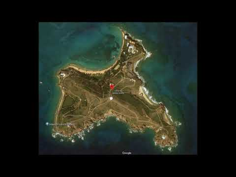 Jeffrey Epstein's 'Pedo Island' Burns To The Ground