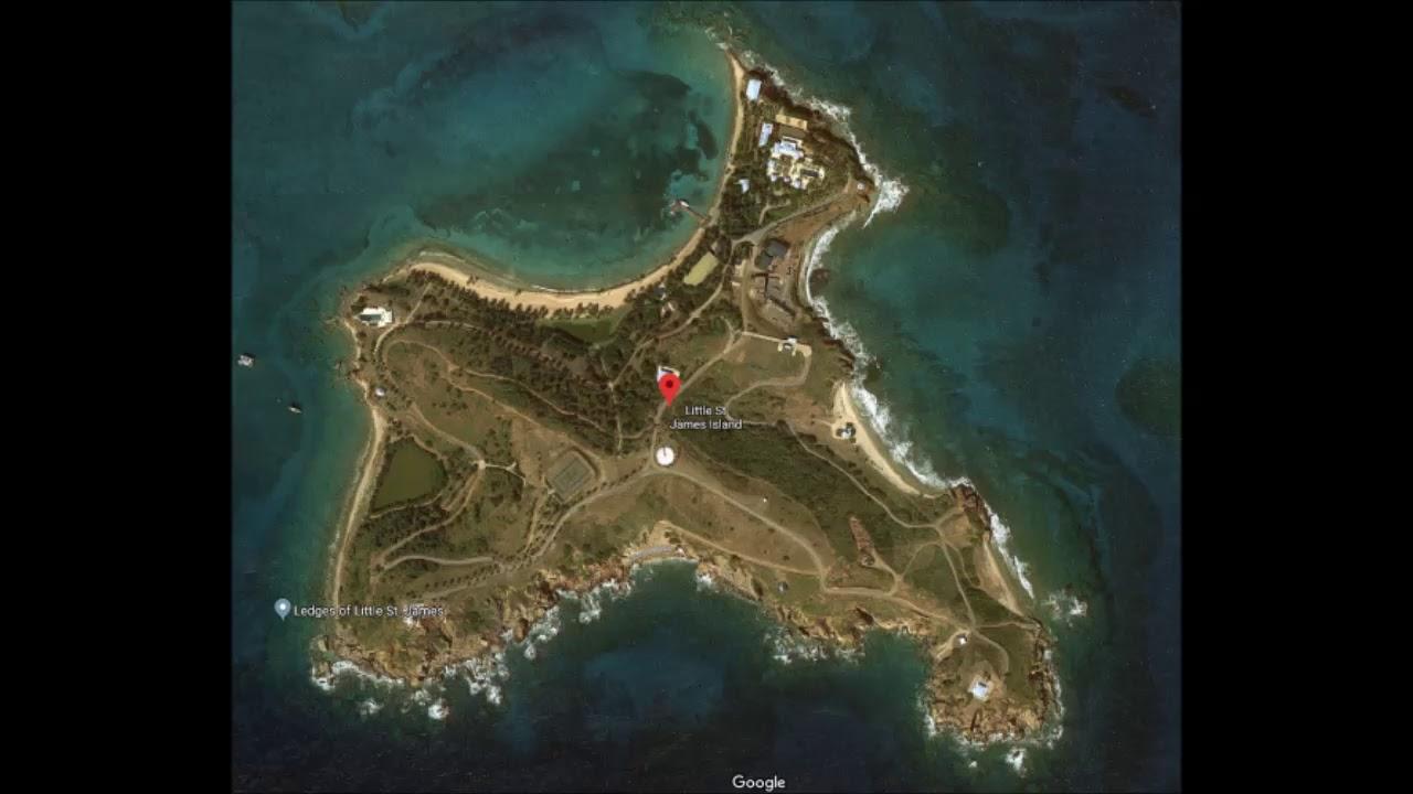 Jeffrey epsteins private island