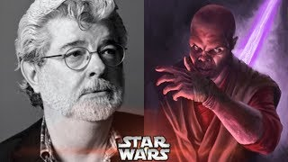 George Lucas Reveals Why He Now Thinks Mace Windu SURVIVED - Star Wars Explained