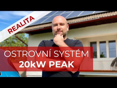 OSTROV FVE 20kW PEAK Rozhovor: Ondřej Bajer
