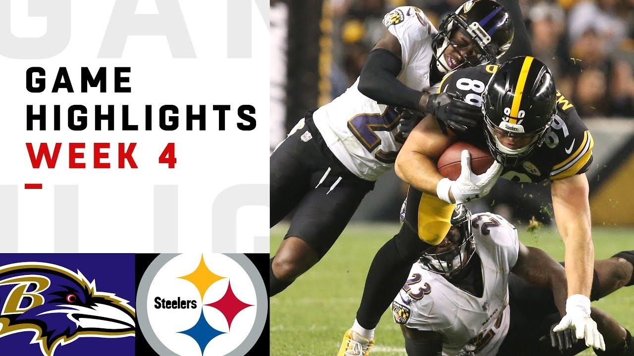 ravens-vs-steelers-week-4-highlights-nfl-2018