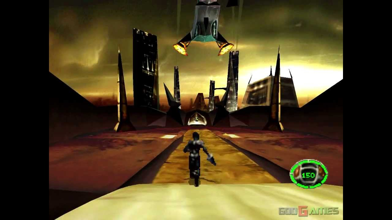 MDK - Gameplay PSX (PS One) HD 720P (Playstation classics)