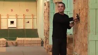 Юрий Федин СКАНФ - Инерционно-волновое метание ножа