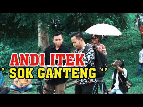 ANDI ITEK SYUTING FILM TERBARU '' SOK GANTENG '' AREMI STUDIO