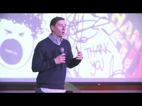 How Gratitude Accidentally Connected a Community | Geoff Welch | TEDxAnchorage