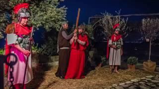 Via Crucis Vivente 2017 a Marciano