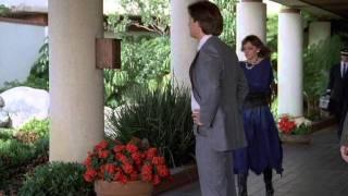 Dynasty - Season 4 - Episode 18 - Fallon gets knocked down