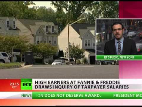 Fannie Mae and Freddie Mac staff cashing in on housing crisis