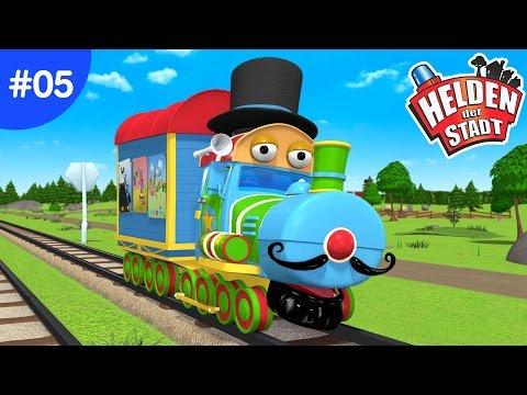 Die Helden der Stadt 2 - 05 Das falsche Gleis