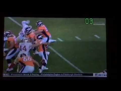 Mark Sanchez Brings Butt Fumble Problem To Denver Broncos – NFL News