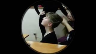 Как сделать пучок на голове быстро и просто