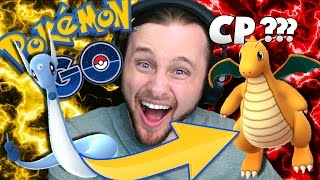 POKEMON GO - POWER-UP POKEMON!! | +Dragonite Evolution!! | +5 x 10km Eggs!! [14]