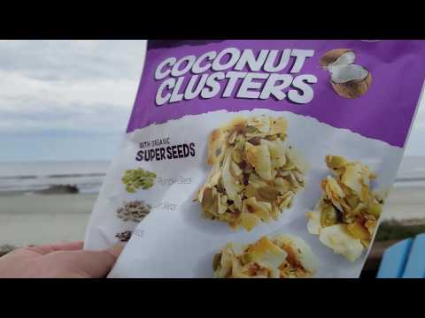 Coconut Clusters Healthy Snack Food?