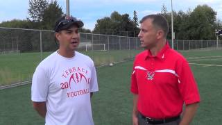 TERRACE NATION with Steve Willits - Head Coach Tony Umayam