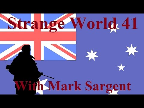 Australian Intelligence Officer: GPS is ground based, Flat Earth - SW41 - Mark Sargent ✅