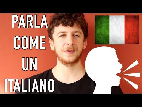 1/4 Il Segreto Per Parlare Come Un Italiano 🇮🇹🗣(+ Regali)