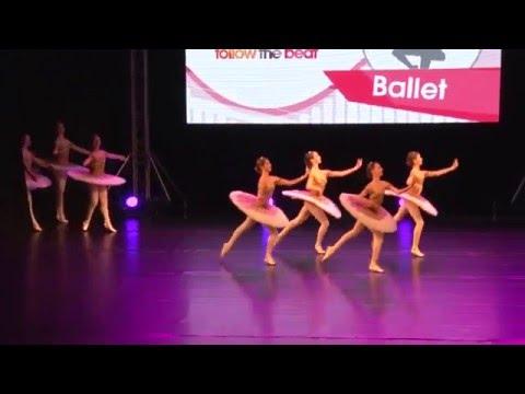 Bucharest Dance Festival 2015 Ballet Group Junior Rank 1