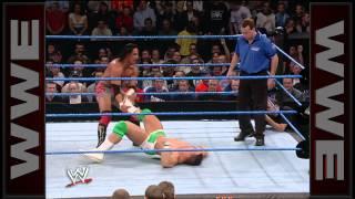 Billy Kidman & Torrie Wilson vs. John Cena & Dawn Marie: Rebellion 2002