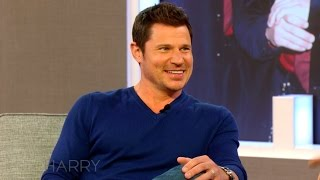Nick Lachey talks about what it's like now having three kids and how his son is following in his footsteps! Visit http://harrytv.com for showtimes. Follow Harry on ...