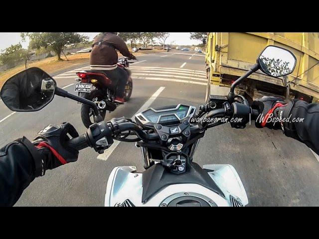 Beda Yamaha V Ixion Dan Honda Cb150r