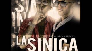 La Sinica (Official Remix) - Jp El Sinico Ft Ñengo Flow - (Original) - 2012®