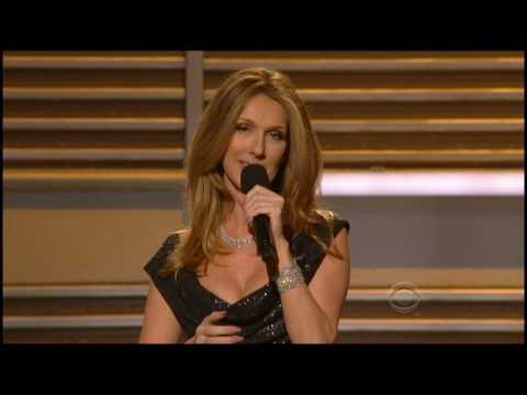 Celine Dion Introduced Reba and Blake Shelton at ACM Awards 2011