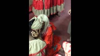 La siren vien dans une ceremonie voudou