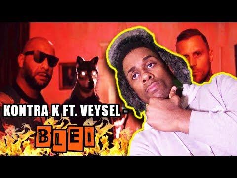 Kontra K feat. Veysel - Blei (Official Video) | GERMAN RAP REACTION