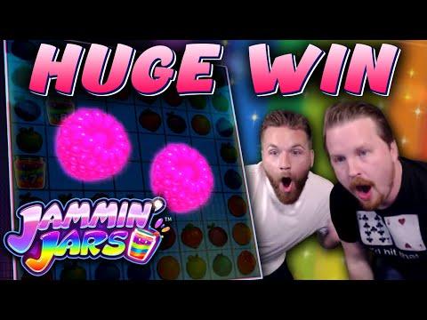 HUGE WIN In Jammin Jars