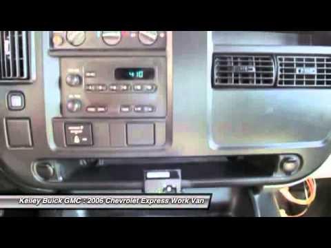 2006 Chevrolet Express Work Van Bartow FL 33830