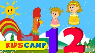 One Two Buckle My Shoe | Nursery Rhymes | Popular Nursery Rhymes by Kids
