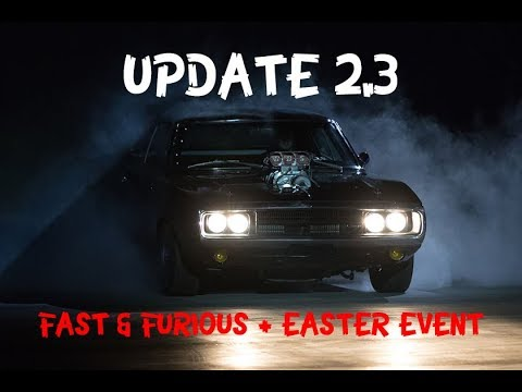 CSR 2 | Update 2 3 | Fast and Furious & Rocket Bunny Egg Hunt | Info !