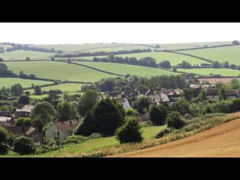 This is SANDFORD, Devon