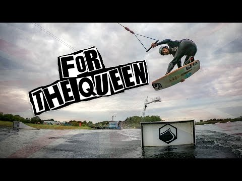 For The Queen: Wakeskating In England With Ollie Moore And James Harrington