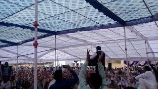 भैसावता मे मोदी पर गरजे  विधायक श्रवण कुमार