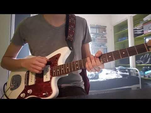 Liturgy - Generation (guitar cover)